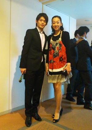 NHK杯のバンケット